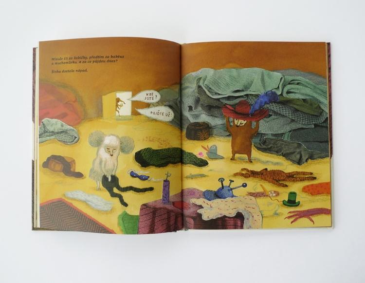 Pampe aŠinka (zdroj: www.ilustratori.net)